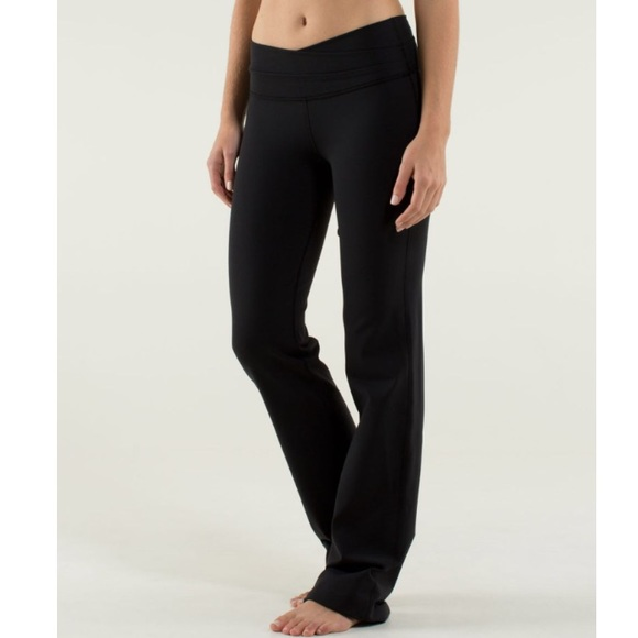 afc6baeff lululemon athletica Pants - Lululemon Astro Pant. All back. Size 6